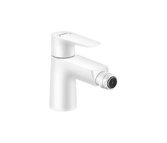 hansgrohe Talis E Single lever bidet mixer with pop-up waste set by Hansgrohe | Bidet taps