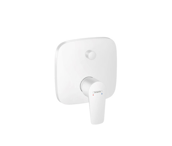 hansgrohe Talis E Single lever bath mixer for concealed installation by Hansgrohe | Bath taps