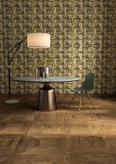 Intarsia Wooden Flooring by Devon&Devon | Wood flooring