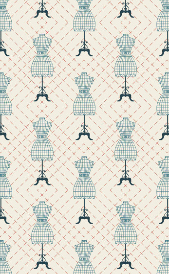 Fashionista by GMM | Wall coverings / wallpapers