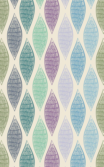 Rainbow Honeycombs de GMM | Revestimientos de paredes / papeles pintados