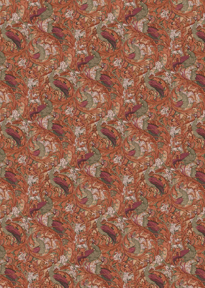The Peacock Garden by GMM | Wall coverings / wallpapers