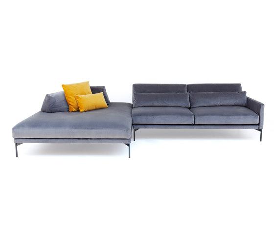 110 Modern Sofa by Vibieffe   Sofas