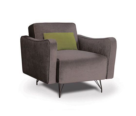 710 Pop Sessel von Vibieffe | Sessel