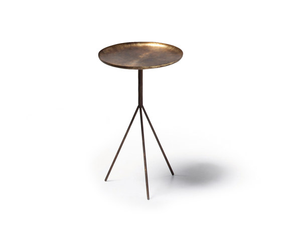 9350 Him & her Small tables de Vibieffe   Mesas auxiliares