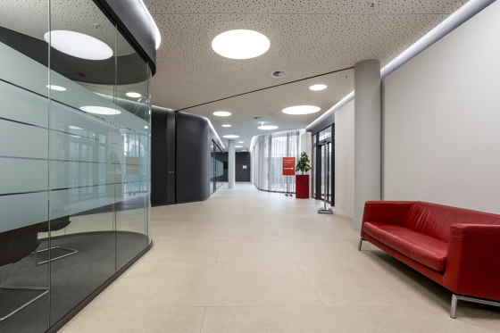 FLOOR and more® comfort by Lindner Group | Sound absorbing flooring systems