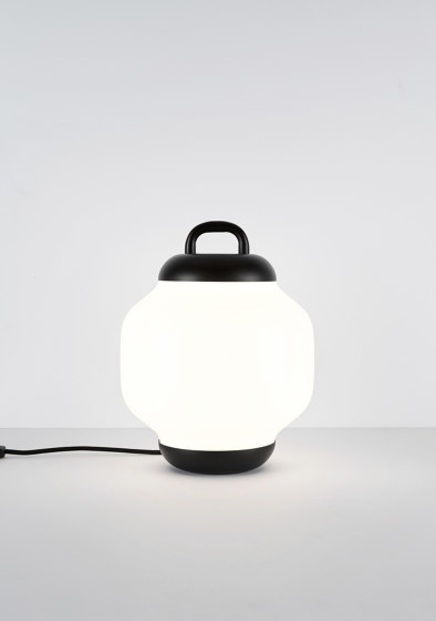 Esper Table Lamp (Black/White) by Roll & Hill | Table lights