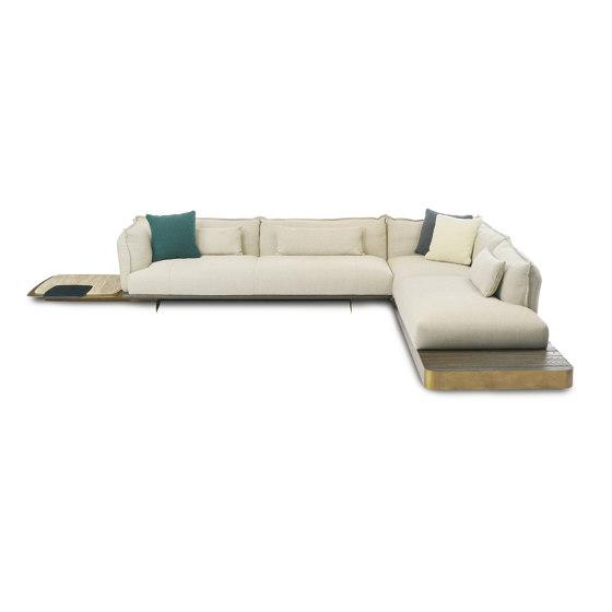 Stratos Sofa de ENNE | Sofás