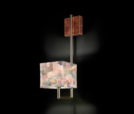 TINTA WALL LAMP di ITALAMP | Lampade parete