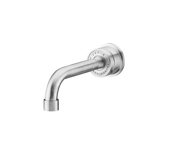 JEE-O soho spout long - RAW by JEE-O | Wash basin taps