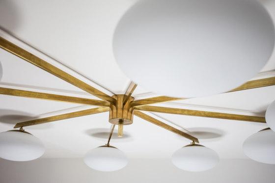 Stella Canopy di DESIGNforMACHA | Lampade parete