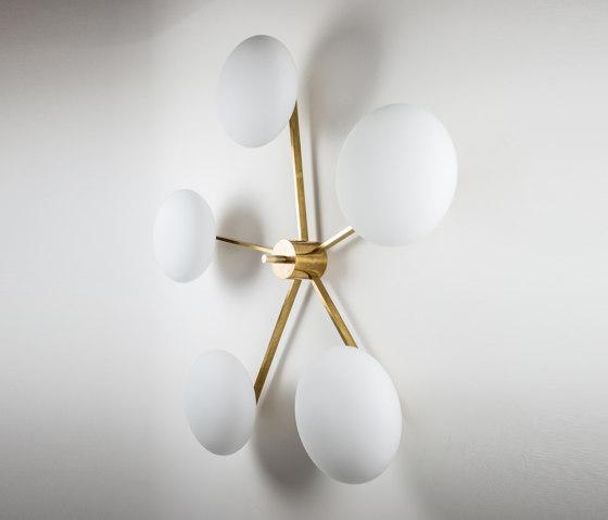Stella Daisy de DESIGNforMACHA   Lámparas de pared