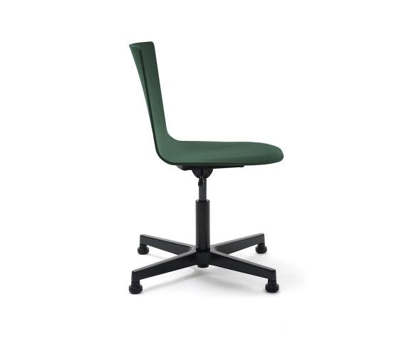 Glyph Stuhl Vier-Stern Drehkreuz von L&Z | Stühle