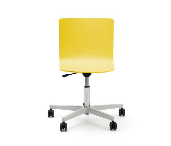 Glyph Stuhl Fünf-Stern Drehkreuz von L&Z | Stühle