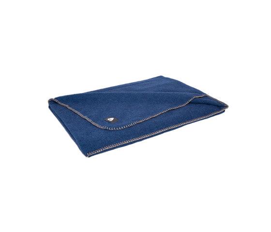 Alina Blanket cobalt de Steiner1888 | Mantas