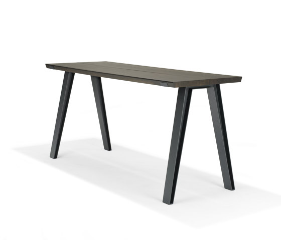 Side-To-Side Bar Table by QLiv | Standing tables