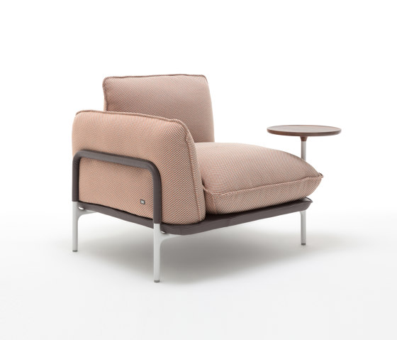 Rolf Benz 515 ADDIT by Rolf Benz | Armchairs
