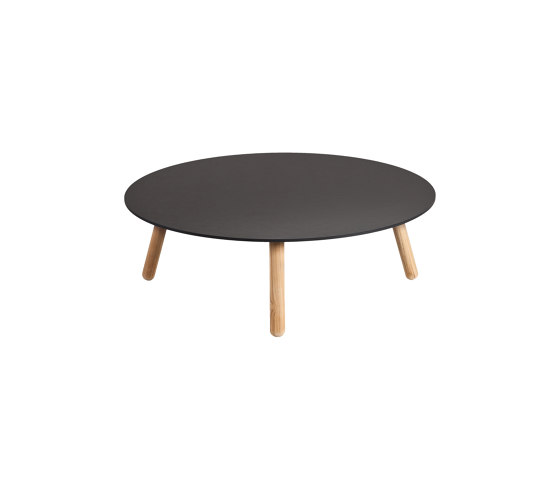 Round   Coffee Table Dekton Top by Point   Coffee tables