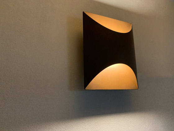 LED wall lamp | AP 015 by LYX Luminaires | Outdoor wall lights