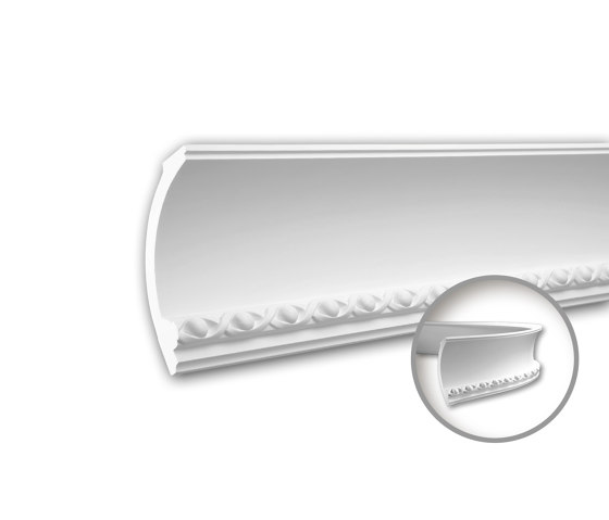 Interior mouldings - Cornisa Profhome Decor 150107F de e-Delux | Listones