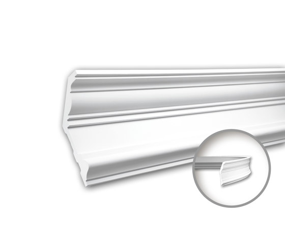 Interior mouldings - Cornisa Profhome Decor 150132F de e-Delux | Listones