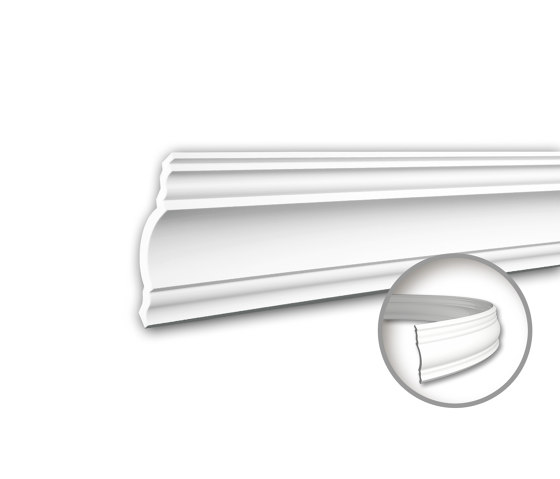 Interior mouldings - Cornisa Profhome Decor 150148F de e-Delux | Listones
