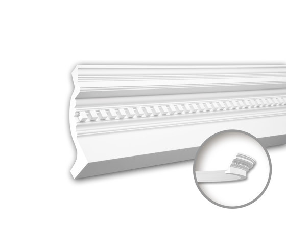 Interior mouldings - Cornisa Profhome Decor 150153F de e-Delux | Listones