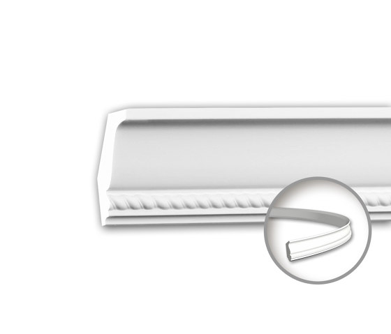Interior mouldings - Cornisa Profhome Decor 150191F de e-Delux | Listones