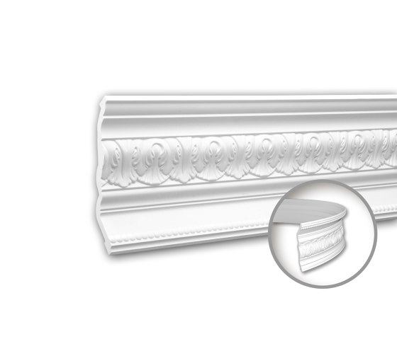 Interior mouldings - Cornisa Profhome Decor 150201F de e-Delux | Listones