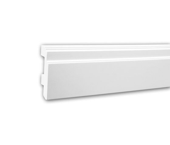 Interior mouldings - Skirting Profhome 153101 by e-Delux | Baseboards