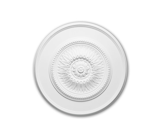 Interior mouldings - Rosetón Profhome Decor 156023 de e-Delux | Rosones