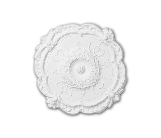 Interior mouldings - Rosetón Profhome Decor 156027 de e-Delux | Rosones