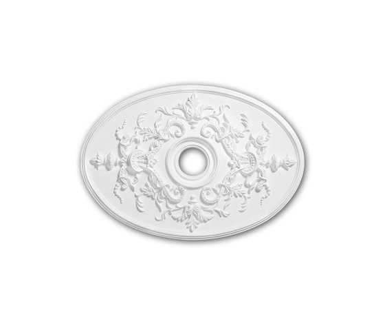 Interior mouldings - Rosetón Profhome Decor 156041 de e-Delux | Rosones