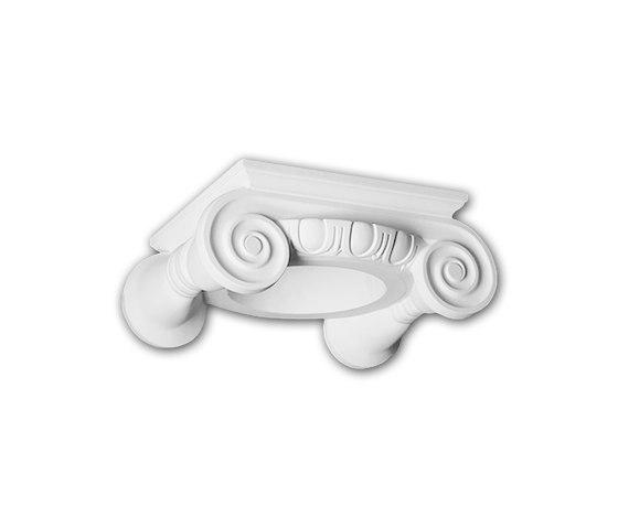 Interior mouldings - Capitel de columna Profhome Decor 111004 de e-Delux | Listones