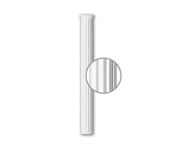 Interior mouldings - Fuste de media columna Profhome Decor 116011 de e-Delux | Listones