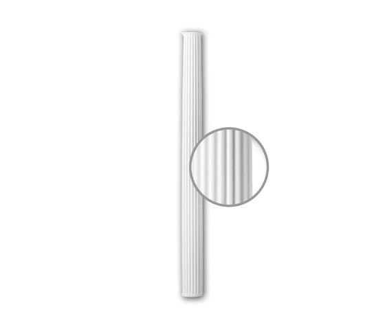 Interior mouldings - Fuste de media columna Profhome Decor 116080 de e-Delux | Listones