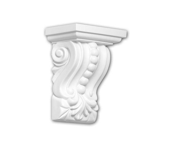 Interior mouldings - Ménsula Profhome Decor 119011 de e-Delux   Listones