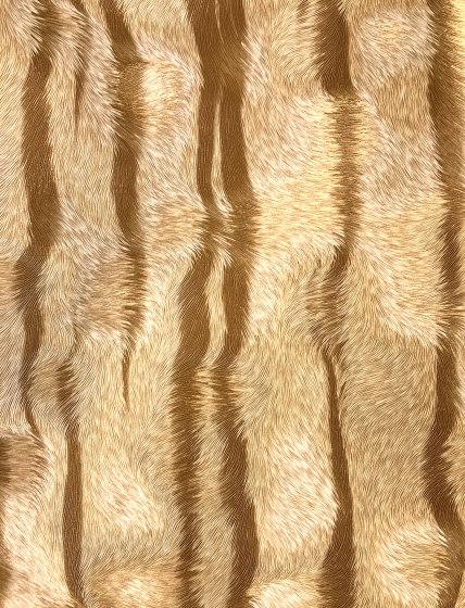 CAHILL - Papel pintado aspecto peludo Profhome 822602 de e-Delux | Revestimientos de paredes / papeles pintados