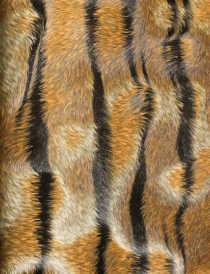 CAHILL - Carta da parati pelliccia Profhome 822605 di e-Delux | Carta parati / tappezzeria