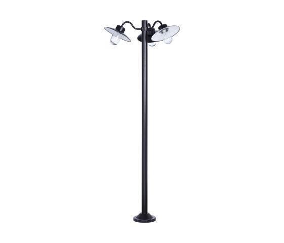 Belcour Model 6 by Roger Pradier | Outdoor floor-mounted lights