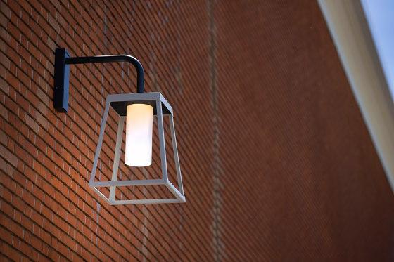 Lampiok 4 Model 2 by Roger Pradier | Outdoor wall lights