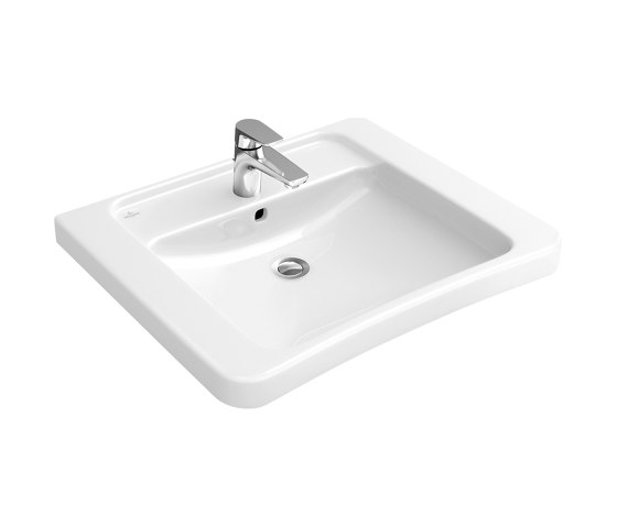 Architectura Vita Washbasin Vita by Villeroy & Boch | Wash basins
