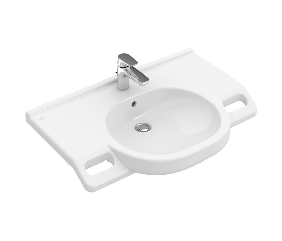 O.Novo Vita Washbasin Vita by Villeroy & Boch | Wash basins