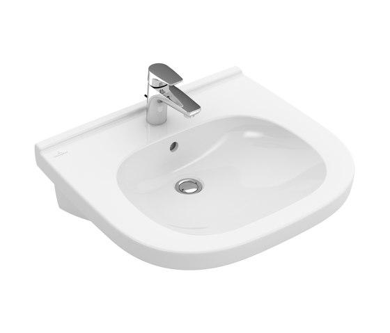 O.Novo Vita Washbasin Vita by Villeroy & Boch   Wash basins