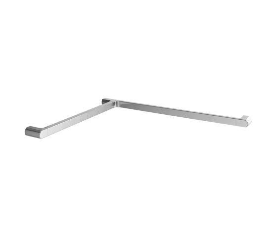 ViCare Single Shower Handrail by Villeroy & Boch | Grab rails