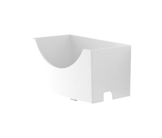 ViCare Storage Tray by Villeroy & Boch | Bath shelves