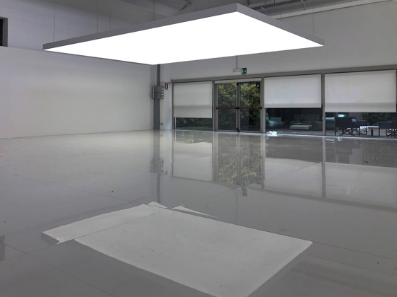 Light ceiling by Dresswall | Illuminated ceiling systems
