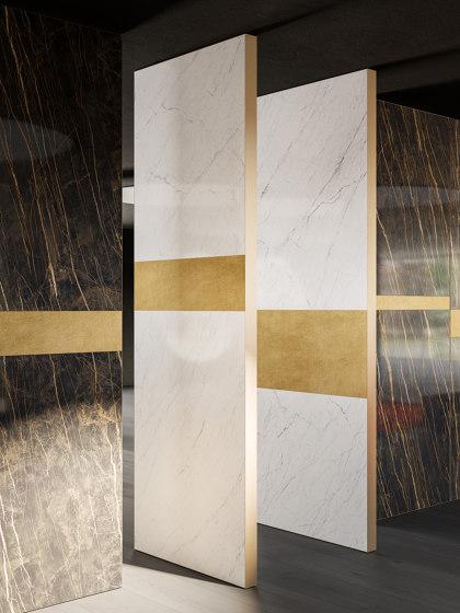 Brezza | Sistema Titano de Linvisibile | Puertas de interior