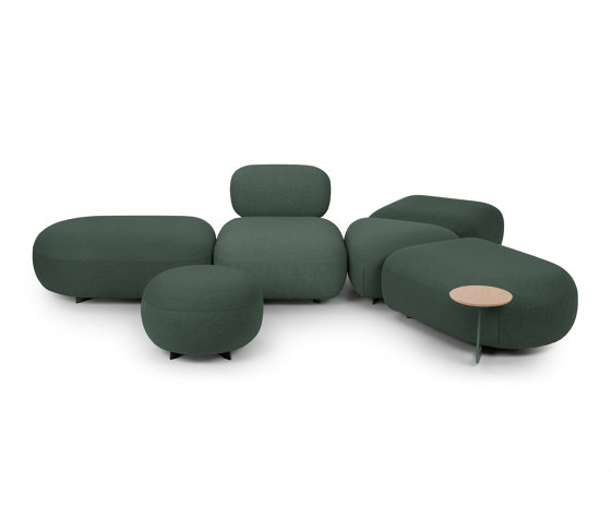 Code by True Design   Seating islands