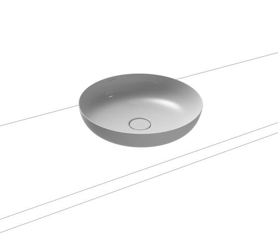 Miena washbowl manhattan (round) by Kaldewei | Wash basins